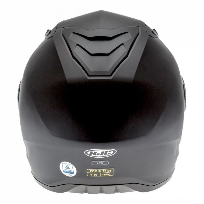 Casque intégral HJC I70 semi mat noir - 4
