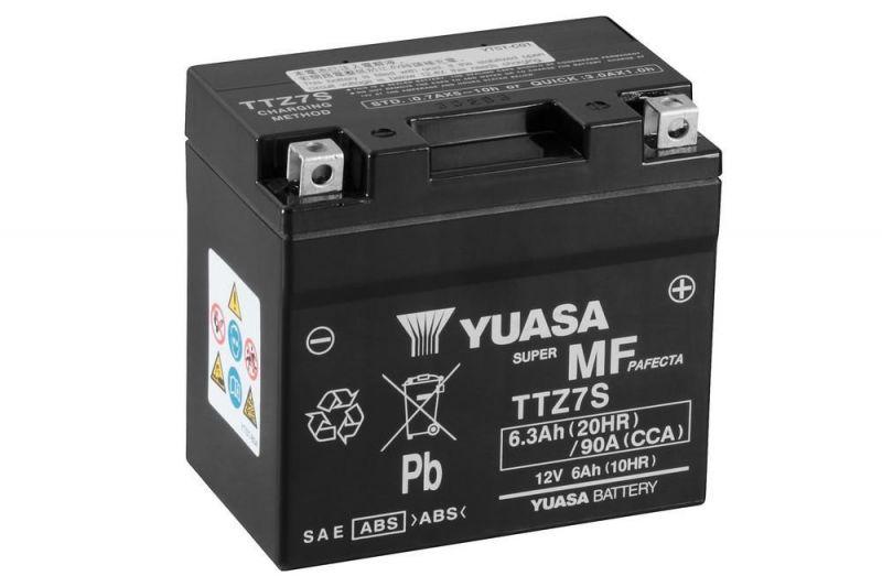 Batterie Yuasa TTZ7S