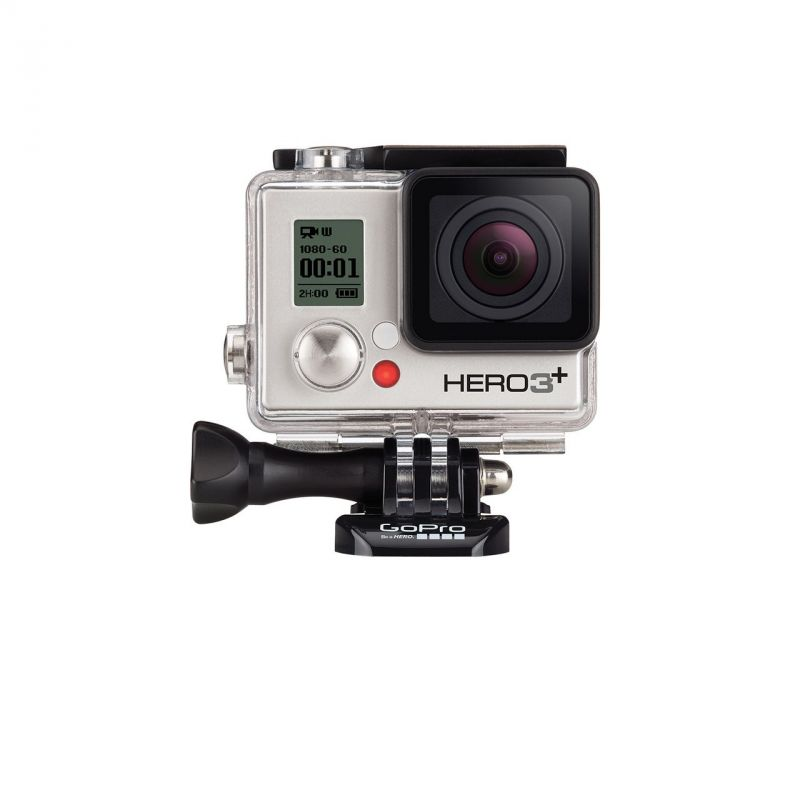 gopro hero 3 silver edition accessoires stand sur la b canerie. Black Bedroom Furniture Sets. Home Design Ideas