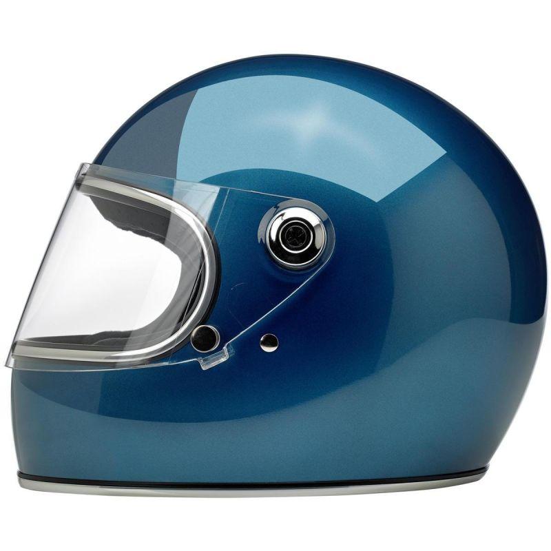 Casque intégral Biltwell Gringo S Pacific bleu - 2