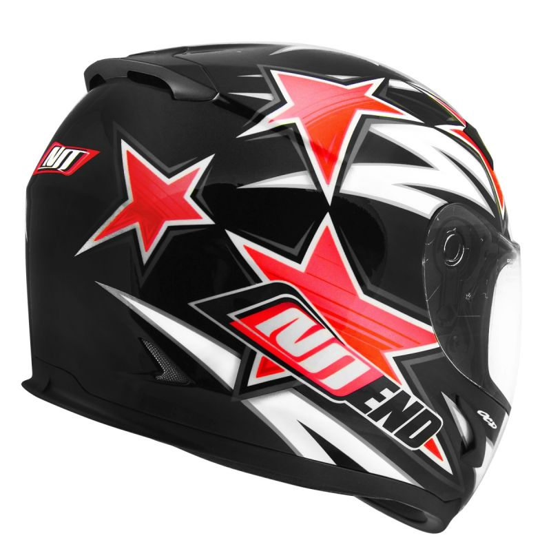 Casque intégral Noend Star by OCD rouge - 1