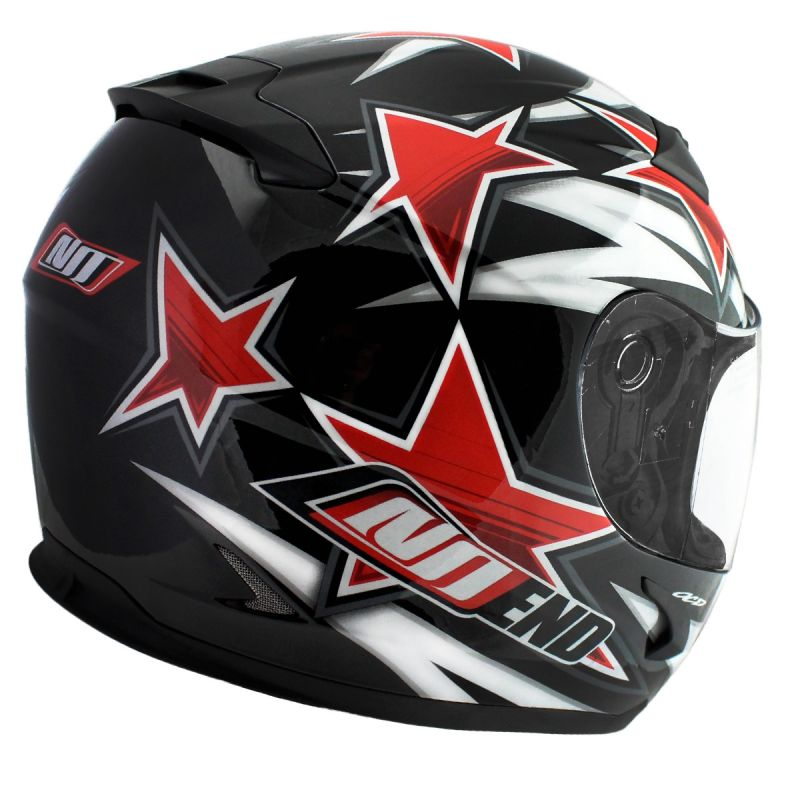 Casque intégral enfant Noend Star Kid by OCD rouge - 1