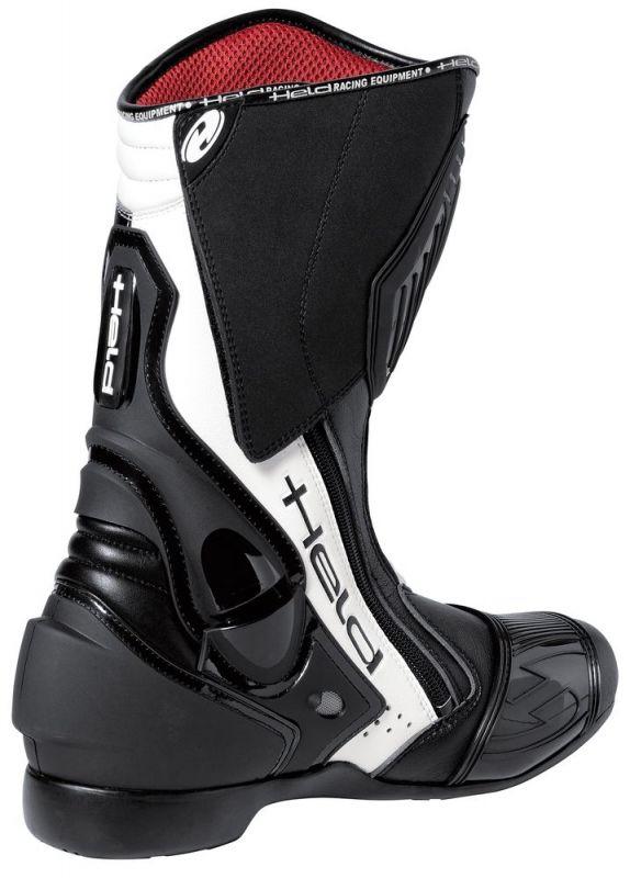 Bottes Held EPCO noir/blanc - 1
