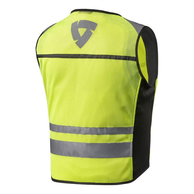 Gilet de sécurité Rev'it Athos Air 2 jaune fluo - 1