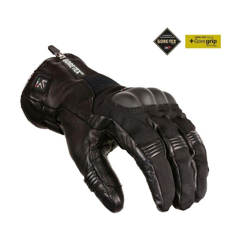gants v 39 quattro stormer xgtx noir quipement route sur la b canerie. Black Bedroom Furniture Sets. Home Design Ideas