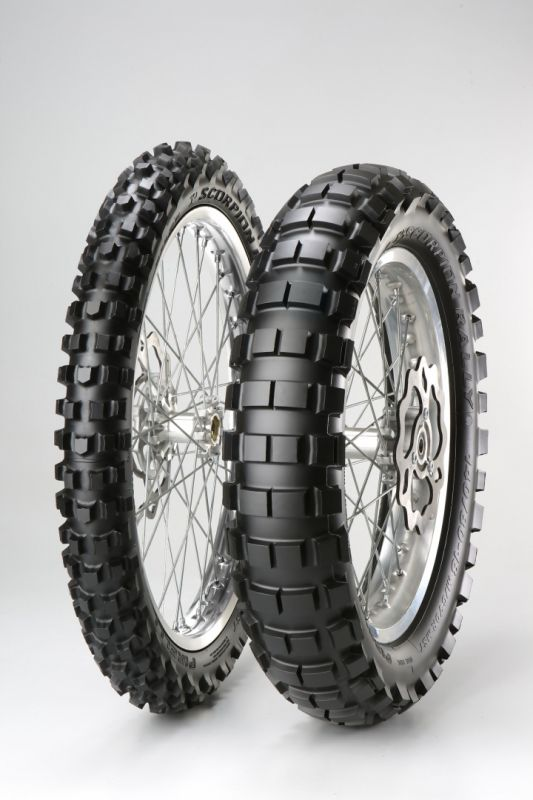 pneu pirelli scorpion rally 150 70 17 69r pi ces partie cycle sur la b canerie. Black Bedroom Furniture Sets. Home Design Ideas