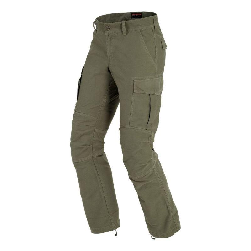 Pantalon textile Spidi TORPEDO vert