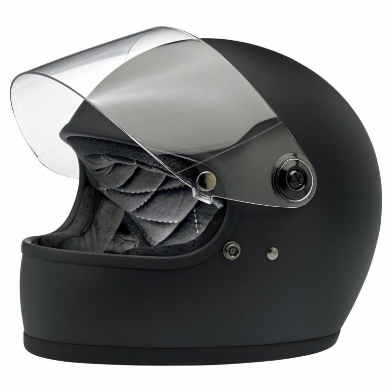 Casque intégral Biltwell Gringo S noir mat - 3