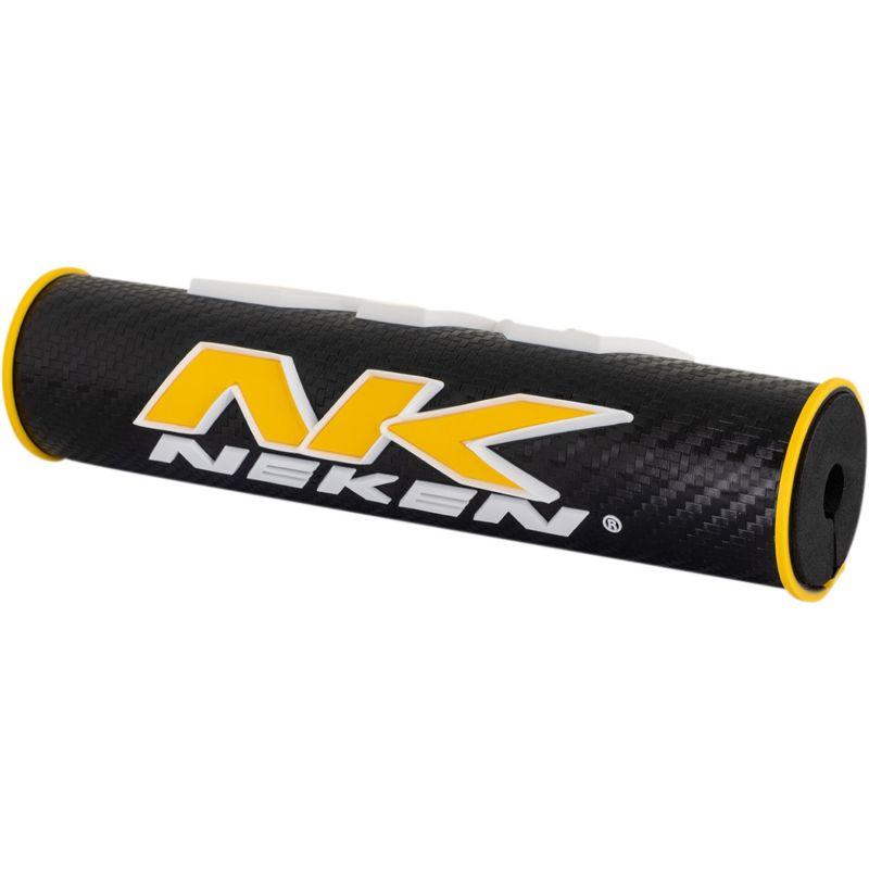Mousse de guidon Neken 3D jaune/noir (24,5cm)