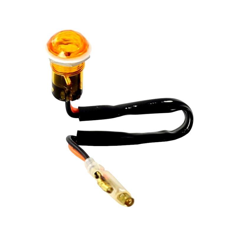 ampoule 1tek t moin de tableau de bord orange pi ces electrique sur la b canerie. Black Bedroom Furniture Sets. Home Design Ideas