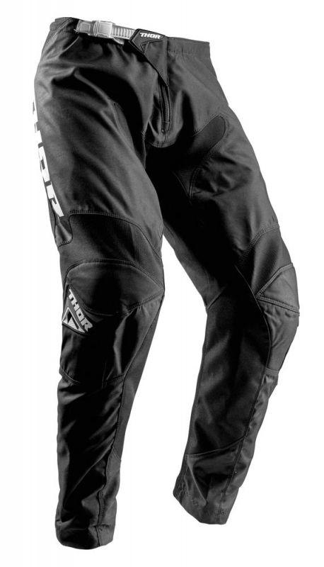 Pantalon cross Thor Sector Zones noir
