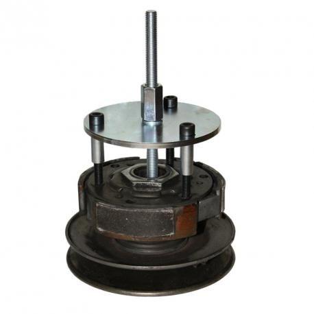 Clés de variateur / embrayage / correcteur de couple Easyboost Yamaha X-Max 125 - 2