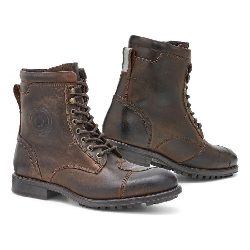 Chaussures moto Rev'it Marshall WR marron