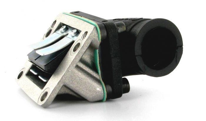 kit boite clapets pipe d 39 admission polini big valve pi ces carburation sur la b canerie. Black Bedroom Furniture Sets. Home Design Ideas