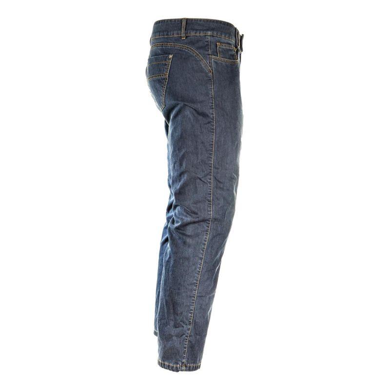 Jean Bering LADY ELTON Bleu AR jambes courtes - 2