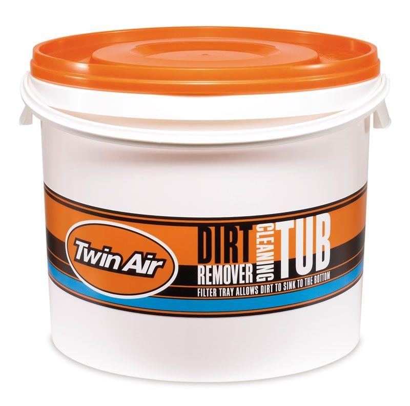 bac de nettoyage de filtre twin air 10l lubrifiant sur la b canerie. Black Bedroom Furniture Sets. Home Design Ideas
