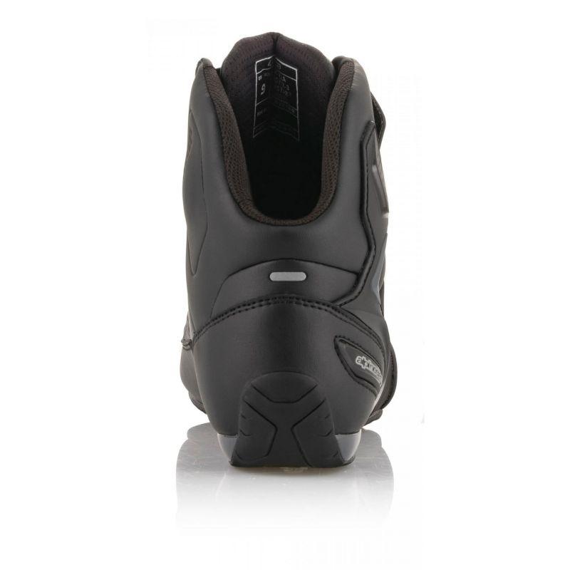 Chaussures moto femme Alpinestars Stella Faster 3 Drystar noir/argent - 5