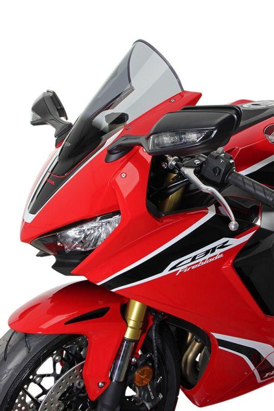 Bulle MRA Racing fumée Honda CBR 1000 RR 17-18 - 2