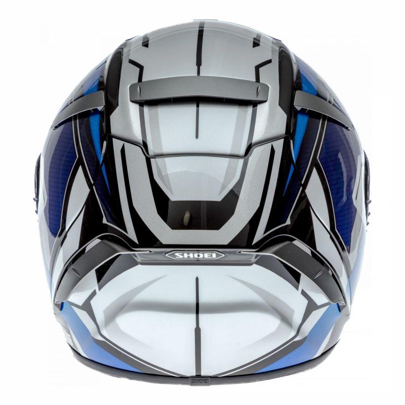 Casque intégral Shoei X-Spirit III Brink bleu/blanc - 4