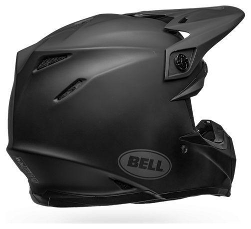 Casque cross Bell Moto 9 Mips Intake Matte noir - 2