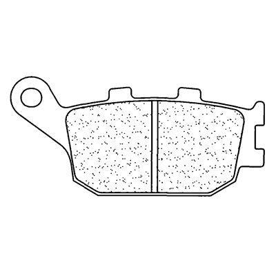 Plaquettes de frein Carbone Lorraine 2296RX3 - 1