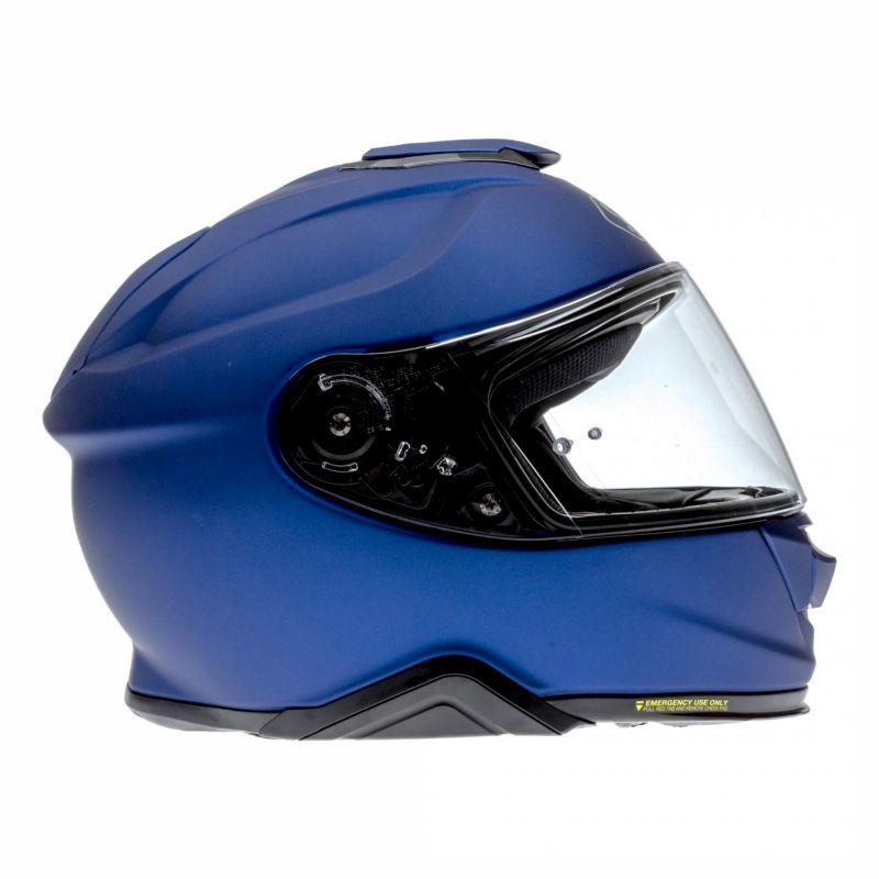Casque intégral Shoei GT-Air II bleu mat - 2