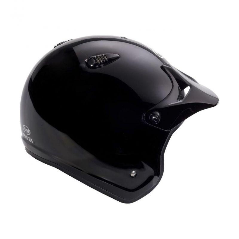 casque trial arai penta black casques moto sur la b canerie. Black Bedroom Furniture Sets. Home Design Ideas