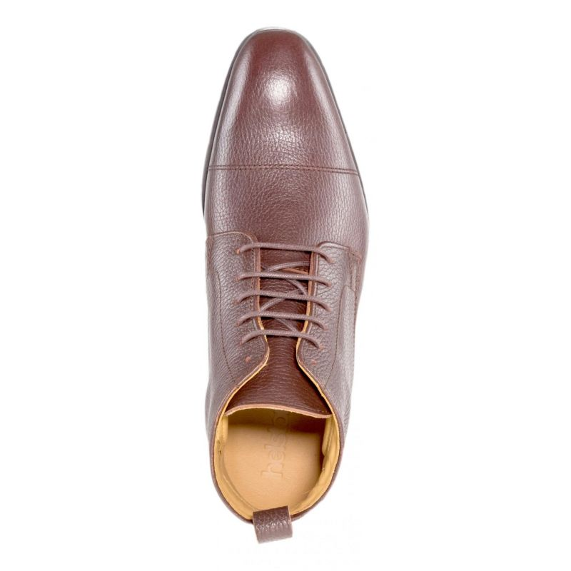 Chaussures moto Helstons Heritage marron - 6