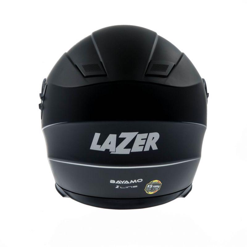 Casque intégral Lazer BAYAMO Z-LINE noir mat - 3