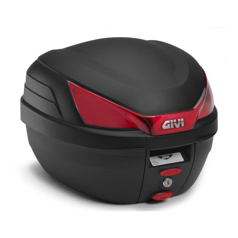 Top case Givi B27 Monolock 27L avec platine/kit fixation