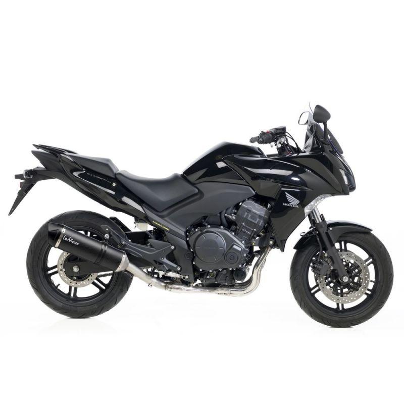 Silencieux Leovince LV One Evo full carbone pour Honda CBF 1000 10-13 - 1