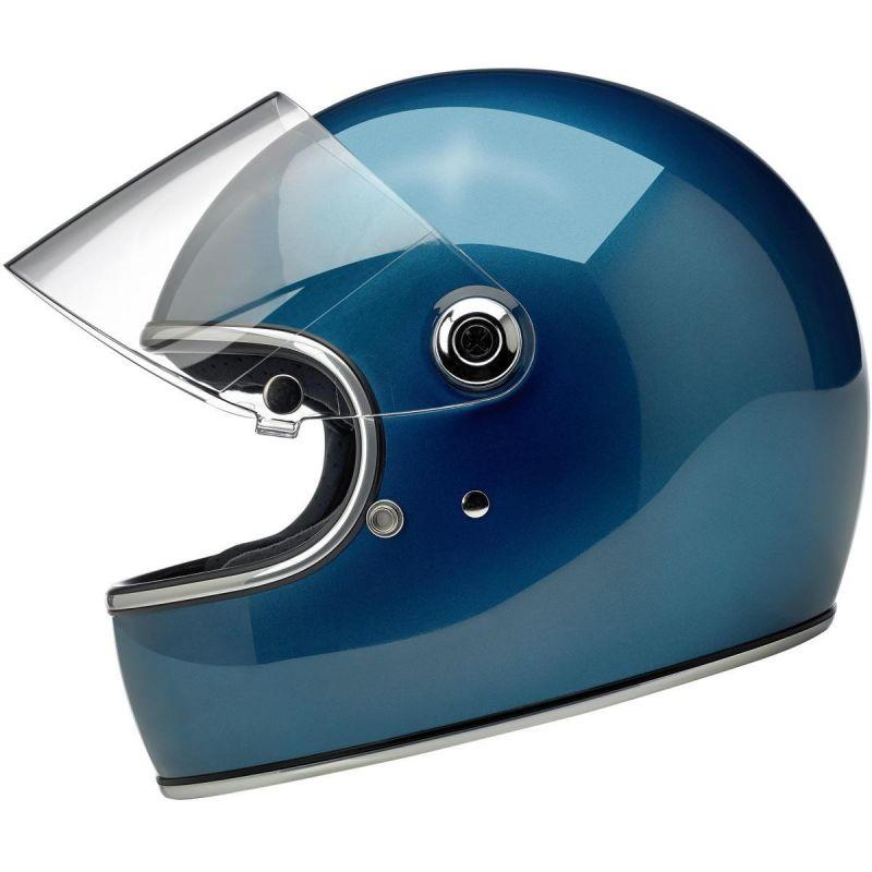 Casque intégral Biltwell Gringo S Pacific bleu - 3