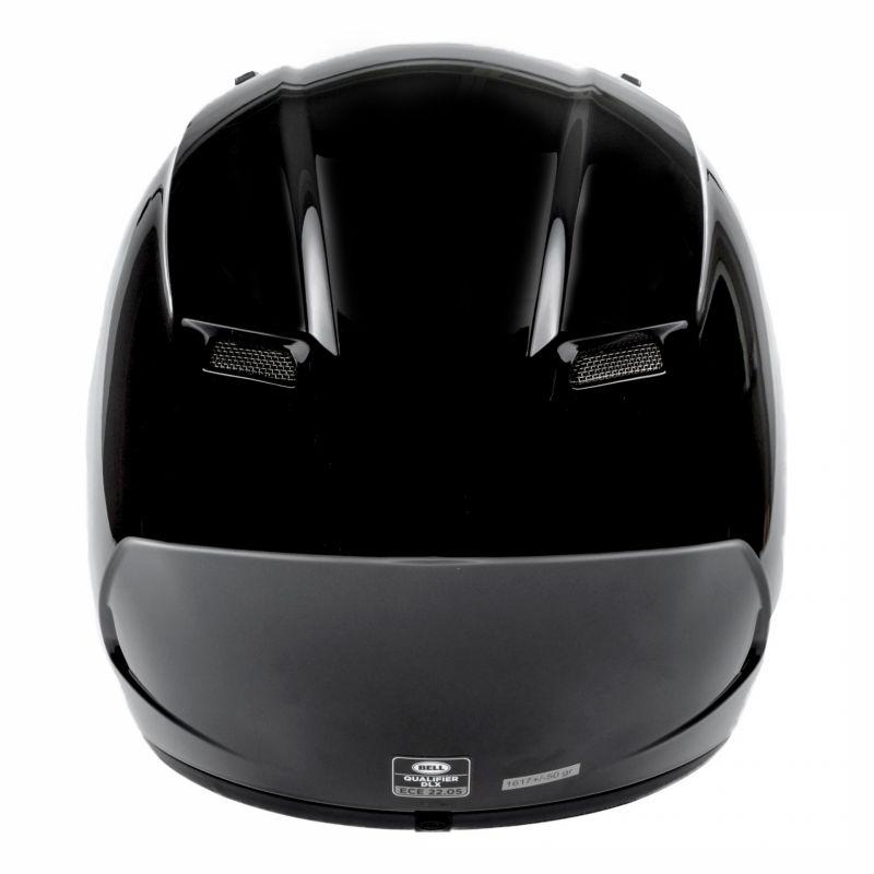 Casque intégral Bell Qualifier DLX Solid noir - 4