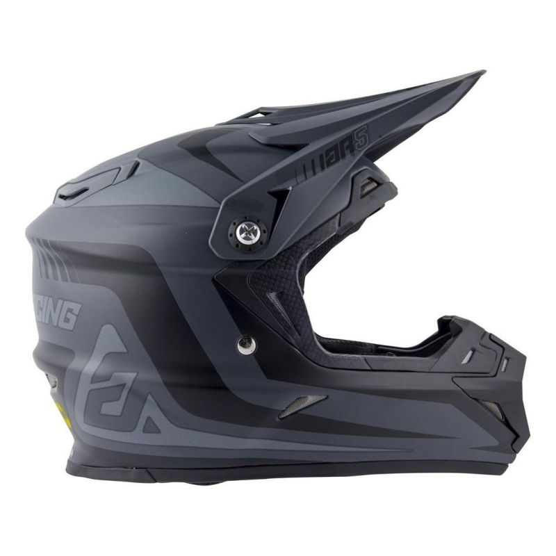 Casque cross Answer AR5 Pulse charcoal/gris - 1