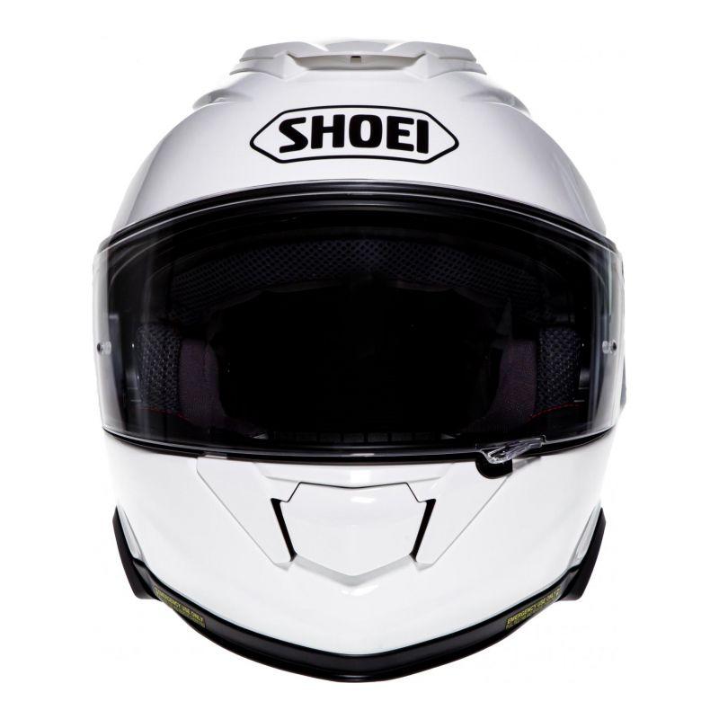 Casque intégral Shoei GT-Air II blanc - 3