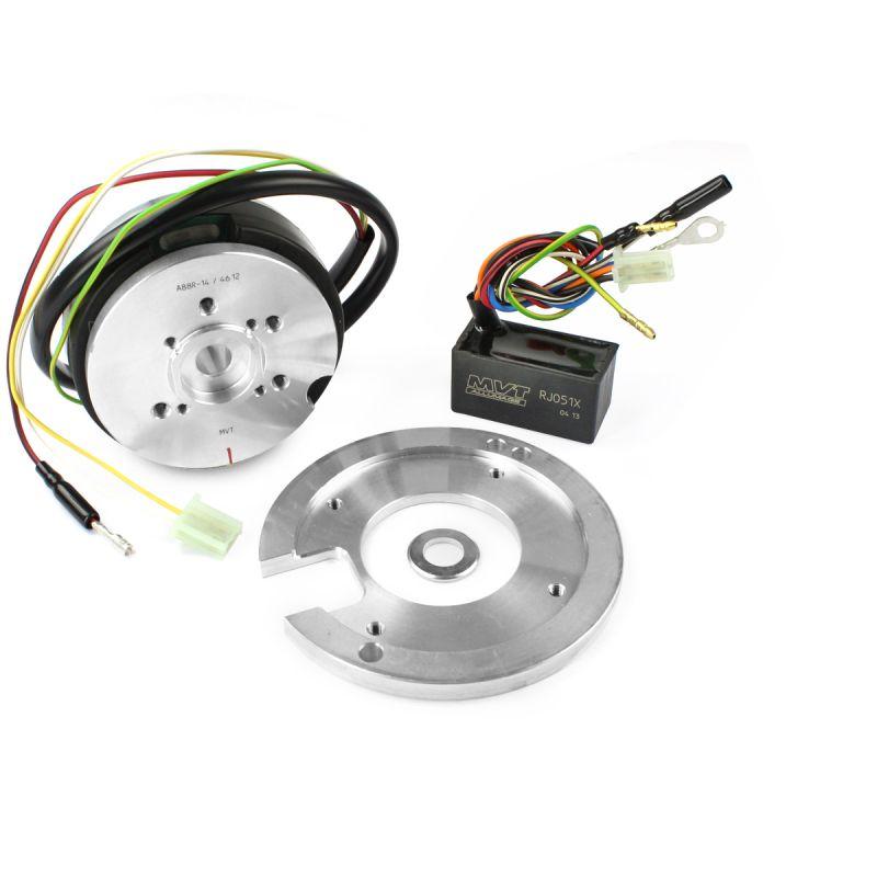 Allumage MVT Premium rotor interne avec éclairage Booster Nitro <2003 PREM06