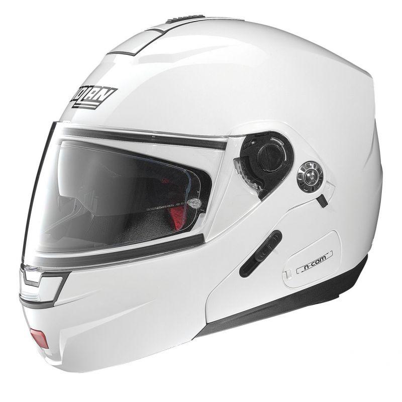 Casque Modulable Nolan N91 Evo Classic N Com Blanc Casques Moto