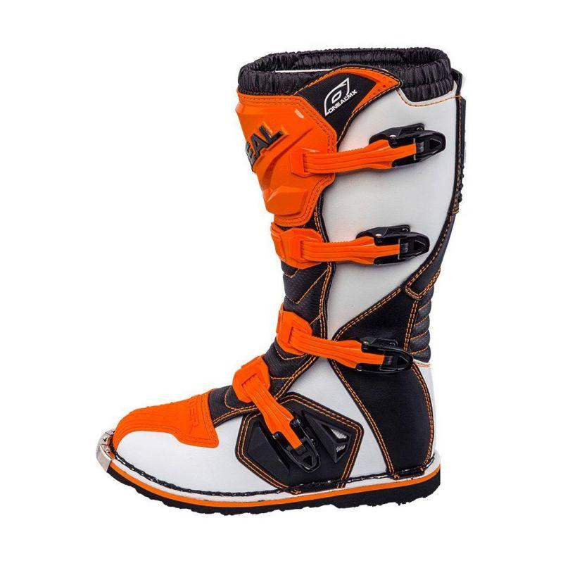 Bottes cross O'Neal Rider Eu orange - 1