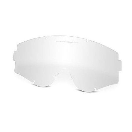 Écran Oakley L Frame Lexan transparent