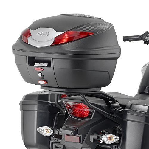 846b45093bbb96 Support top case Givi Honda CB125F 15- - Pièces Bagagerie sur La ...