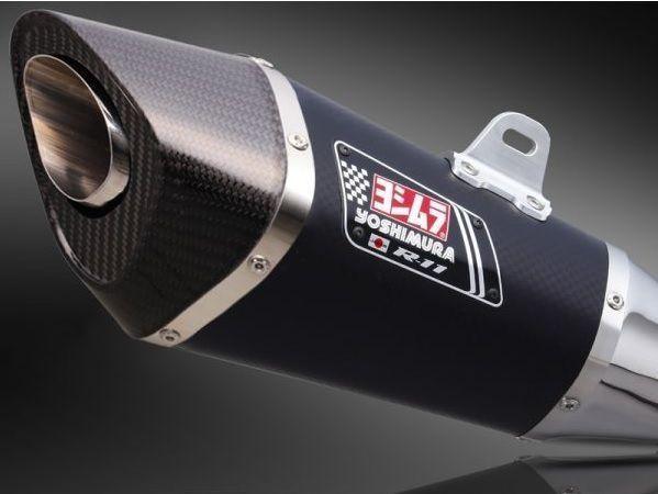Silencieux Yoshimura R-11 Metal Magic embout carbone Suzuki GSX-S 1000 F 17-18 - 2
