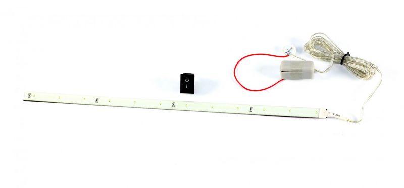 Bande autocollante Leds TNT blanc 32cm