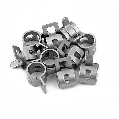 Clips de durite d'essence D.6mm