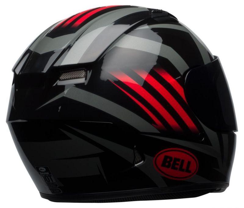 Casque intégral Bell Qualifier Blaze noir/rouge titane - 3