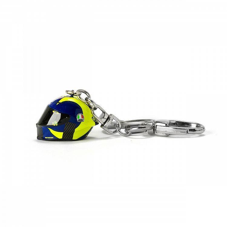 Porte clé 3D VR46 Valentino Rossi Casque Sole e Luna 2019 - 1