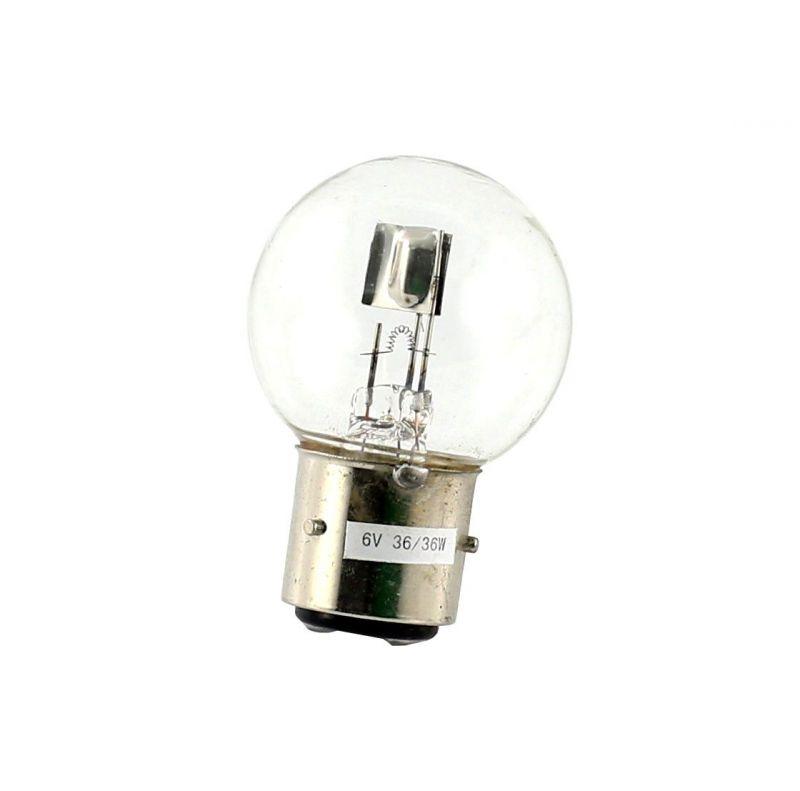 ampoule chaft ba21d 6v 36 36w pi ces electrique sur la b canerie. Black Bedroom Furniture Sets. Home Design Ideas