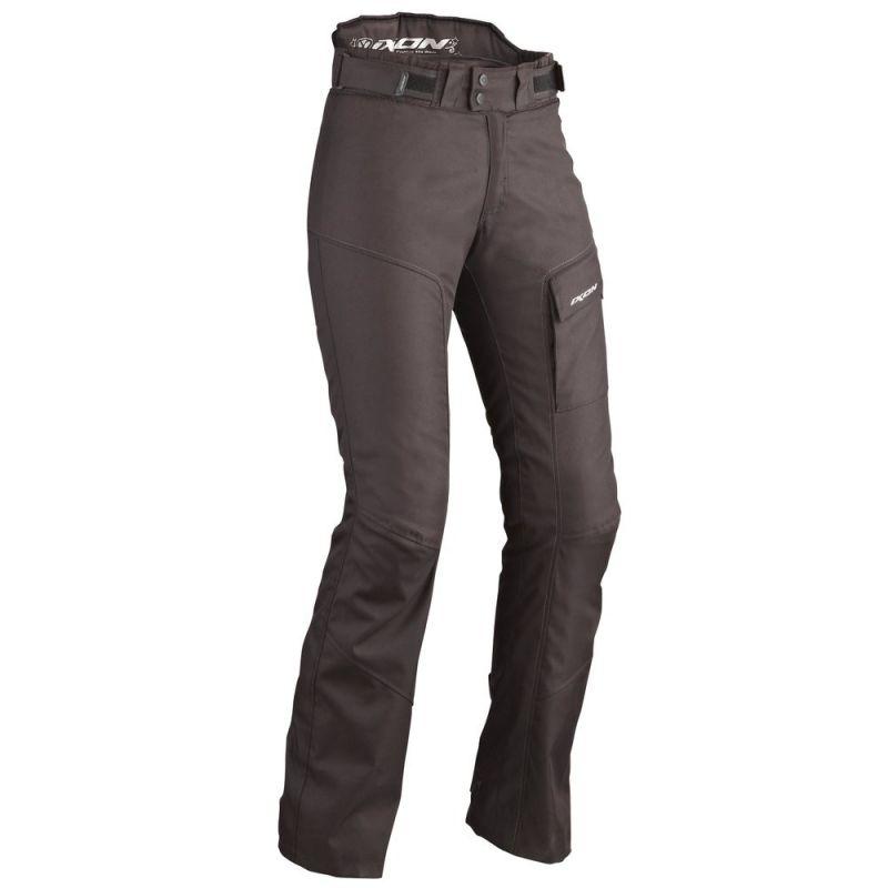 Pantalon textile femme Ixon SUMMIT LADY noir