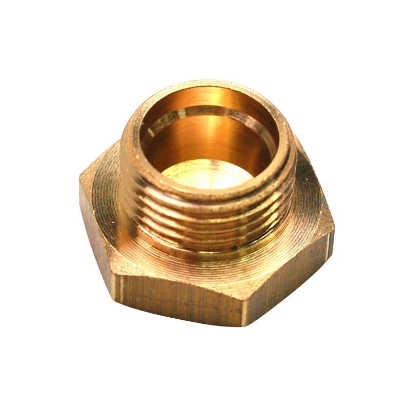 Bouchon pour cuve alu type Dellorto PHBG D 17-19-21mm