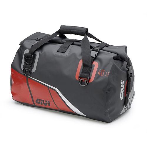 Sac de voyage Givi Easy T-Range 40 Litres noir/rouge
