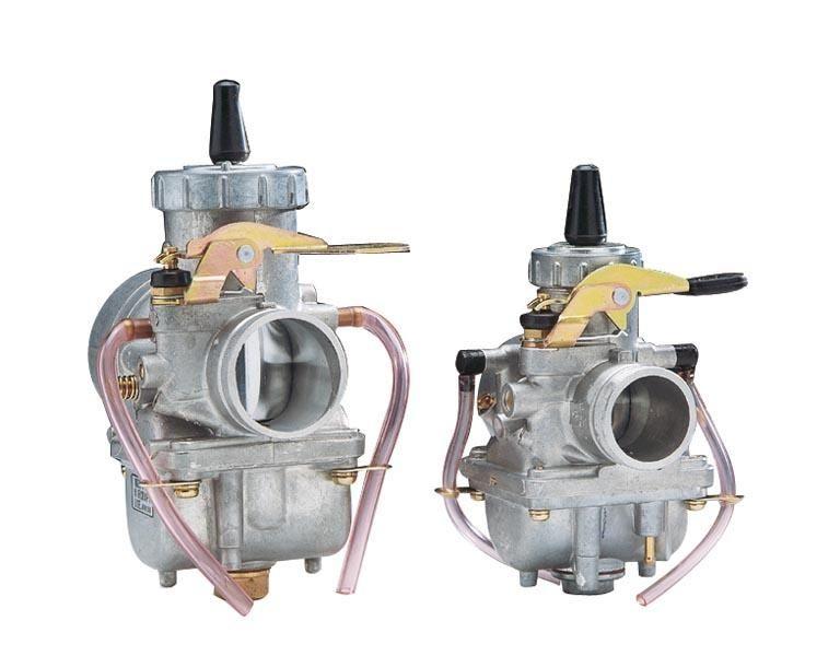 Carburateur Mikuni vm26 vis à droite